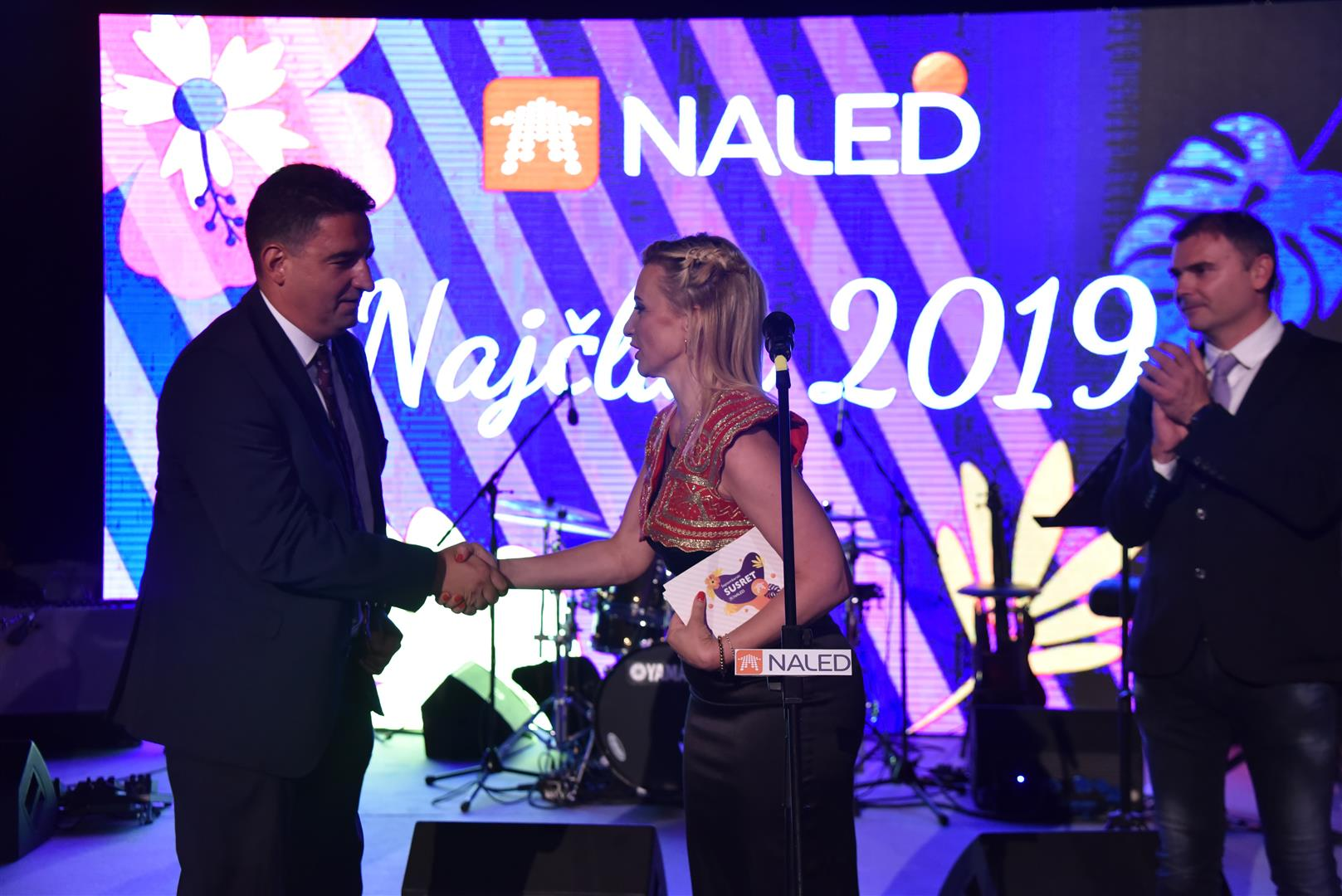 More than 800 members and partners at NALED's September Gathering