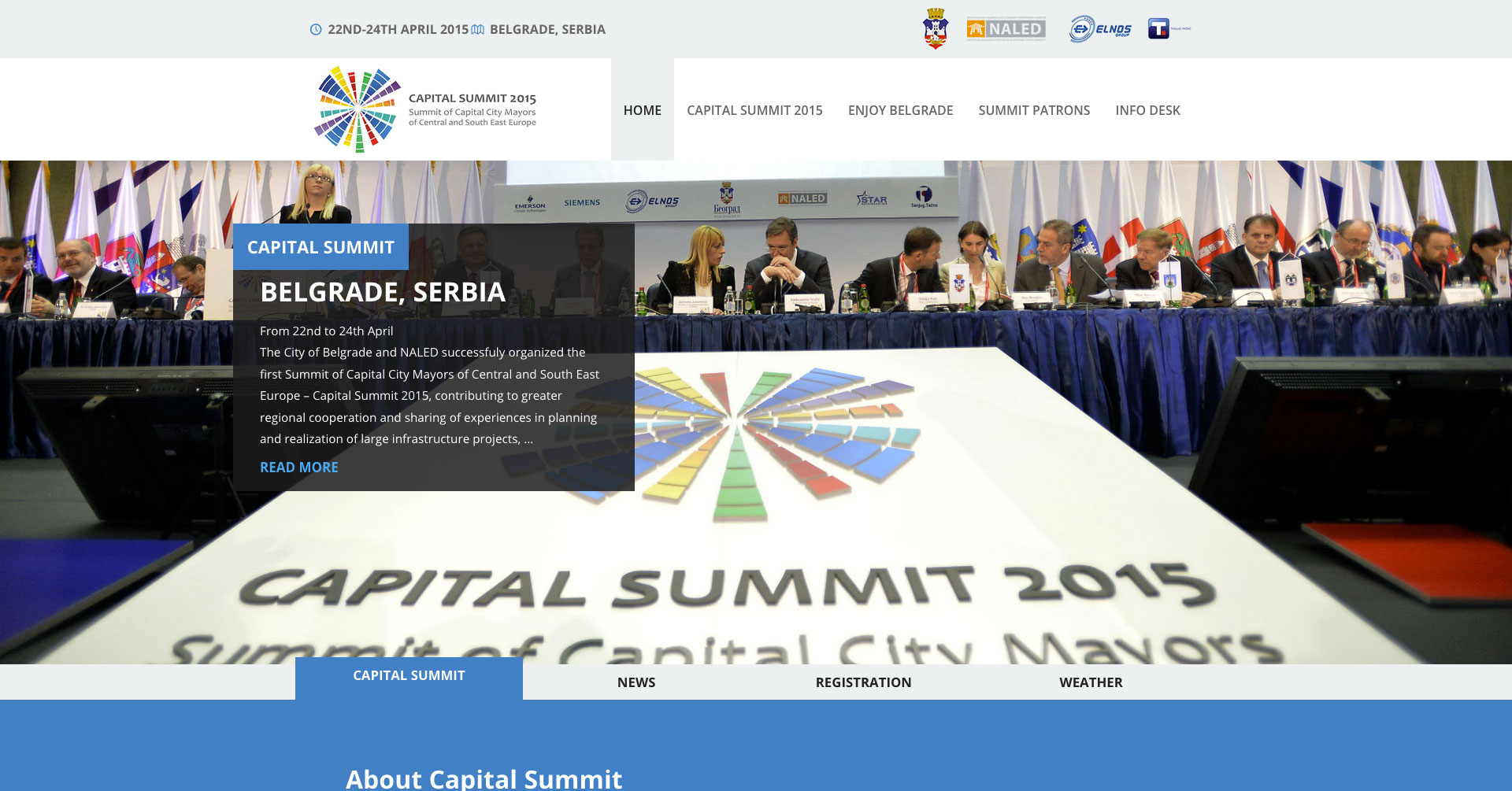 Capital Summit 2015